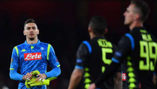 News ​Fresh from their disappointing 2-0 Europa League loss at Arsenal on Thursday, Napoli return to Serie A action with a trip to Chievo on Sunday. Having...