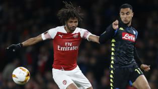 """""""Mut, Cleverness und Herz"""" forderte Carlo Ancelotti auf der Pressekonferenz vor dem Rückspiel im Europa-League-Viertelfinale gegenArsenal Londonvon seinen..."""
