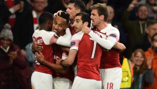 Những tưởng bàn thắng ngay phút 11 của Mouctar Diakhaby sẽ đẩy Arsenal vào khủng hoảng, nhưng không. Pháo thủ vực dậy mạnh mẽ nhờ một hàng công bùng nổ! Chơi...