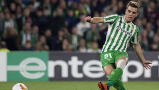 El conjunto verdiblanco ha ejercido la opción de compra por el jugador argentino que llegó al club a principios de la presente temporada en calidad de cedido...