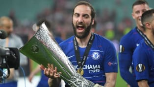 Pada musim 2018/19 lalu, Gonzalo Higuain menjalani karier singkat di Chelseasebagai pemain pinjaman. Bersama klub asal kota London ini, Higuain tidak...
