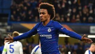 Penyerang sayap asal Brasil, Willian, kontraknya akan berakhir tahun depan dengan Chelsea. Dalam situasinya tersebut, apabila Willian tidak teken kontrak...