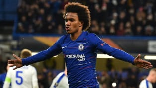 pard Chelsea winger Willian has insisted he remains happy at Stamford Bridge, despite plenty of reports suggesting he is set to leave the club next summer....