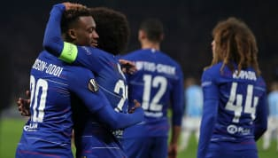 Chelsea secured their place in the UEFA Europa League round-of-16 after beating Malmo 3-0 (5-1 aggregate) in the second leg of their last-32 tie on Thursday...