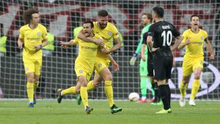 Leg satu semifinal Europa League antara Eintracht Frankfurt kontra Chelsea di Commerzbank-Arena, Jumat (3/5) dini hari WIB, berakhir imbang 1-1. The Blues...