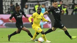 Leg Satu Semifinal Europa League Eintracht Frankfurt 1-1 Chelsea Commerzbank-Arena Eintracht Frankfurt gagal memanfaatkan status tuan rumah kala menjamu...