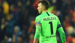 Fernando Muslera'nın Lazio performansı göz önüne alındığındaGalatasaray'daki kariyerininparlak geçeceğini beklemek hayalcilikten öteye geçmezdi ama...