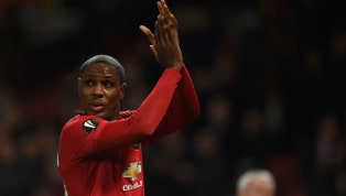 """Manchester Unitedstriker Odion Ighalo described scoring his first goal for the club as a """"dream come true"""", and dedicated the strike to his late..."""