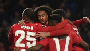 Manchester United completely demolished Club Brugge at the Old Trafford to confirm their place in the next round of the Europa League. It was one of the...