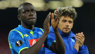 ​​Napoli defender Kalidou Koulibaly has refused to be drawn into speculation that ​Manchester United are targeting his signature in the summer, and insisted...