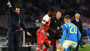 Unai Emery has admitted that he's pleased with the progress made by Ainsley Maitland-Niles, but has warned the young fullback against resting on his...