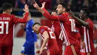 UEFA Şampiyonlar Ligi 2. ön eleme turunda 0-0'ın rövanşında Viktoria Plzen'i 4-0 mağlup eden Olympiakos, 3. ön eleme turunda temsilcimizMedipol...