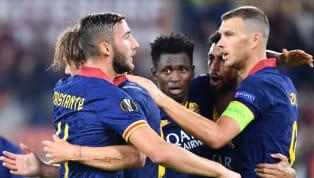 Nella quarta giornata di campionato vincono tutte le big. La Juventus supera il Verona al termine di una gara molto sofferta. L'Inter si aggiudica il derby di...