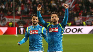 News ​It's back to Serie A duty for Napoli after they survived a Europa League scare against Red Bull Salzburg to progress 4-3 on aggregate, after a 3-1 loss...