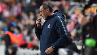Chelsea manager Maurizio Sarri has admitted he was forced to bring Eden Hazard on to rescue his side during their quarter-final first leg at Slavia Prague. A...
