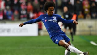 Barcelona are considering yet another move for Chelsea winger Willian as they look to add depth (or rather, depth that isn't Malcom) to their wings. The...