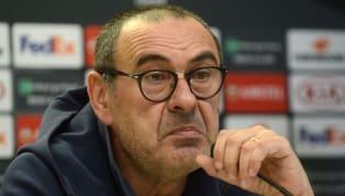 Prag 🕢 Od 21:00 přivítají sešívaní v rámci čtvrtfinále @EuropaLeague anglickou @ChelseaFC! 🏴#slache 👥 Koukněte na základní sestavu, kterou vybral...