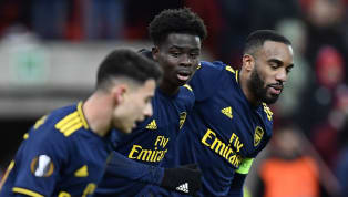 roup Arsenal secured qualification for the last 32 of the Europa League in unconvincing fashion as they were forced to fight back fora 2-2 draw against...