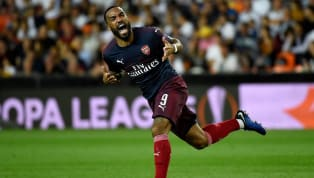​Arsenal striker Alexandre Lacazette has suggested he's improved his game in the 2018/19 season, but feels his personal achievements with the...
