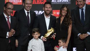 Lionel Messimới đây đã chính thức nhận danh hiệu Chiếc giày Vàng lần thứ 6 trong sự nghiệp. Mùa trước cầu thủ người Argentina ghi tới 36 bàn thắng chỉ sau...