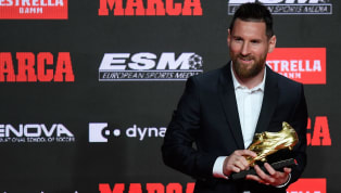 Lionel Messi said winning a sixth Golden Shoe is not all down to his own abilities, and singled out fellow Barcelona duo Jordi Alba and Luis Suarez for...