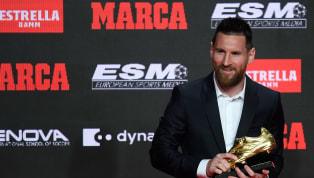 Lionel Messi vient de remporter son sixième Soulier d'or, le troisième consécutif. Avec 33 buts inscrits en Liga sur la saison 2018-2019, l'Argentin se...