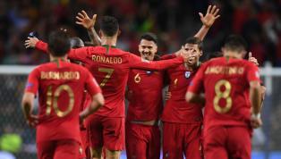 1-0 Dopo il successo dell'Inghilterra contro la Svizzera nella finale per il 3° e 4° posto, allo stadio Do Dragao di Oporto, il Portogallo vince la prima...