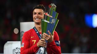 คริสเตียโน โรนัลโด้กัปตันทีมชาติโปรตุเกสแสดงความยินดีที่ทีมของเขาสามารถเอาชนะทีมชาติฮอลแลนด์ในรอบชิงชนะเลิศ ยูฟ่า เนชันส์ลีก เมื่อคืนวันอาทิตย์ที่ผ่านมา...