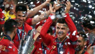 Alors que le Portugal a remporté la première Ligue des Nations, Cristiano Ronaldo, auteur notamment d'un triplé lors de la demi-finale face à la Suisse...