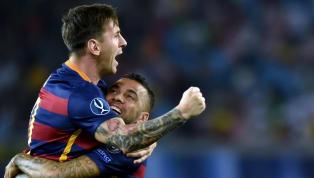 Ocho años compartieron el brasileño y el argentino vestuario enBarcelona, ocho años en los queDani Alvespudo ver comoLeo Messiera el líder del equipo...