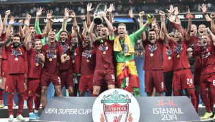 Liverpool and Chelsea faced each other in the UEFA Super Cup at the Vodafone Arena in Istanbul, and finished 2-2 at the end of extra time. The Reds came out...