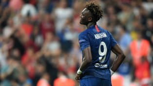 ​Frank Lampard has revealed the words of encouragement he gave Tammy Abraham after the striker missed the crucial spot kick in Chelsea's 5-4 penalty shootout...