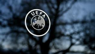 UEFA resmi internet sitesinden yaptığı açıklamada daha önce Mayıs ayında oynanması planlanan Şampiyonlar Ligi ve Avrupa Ligi karşılaşmalarının süresiz olarak...