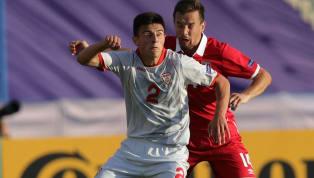 2020 Avrupa Futbol Şampiyonası Elemeleri G Grubu ilk maçında Kuzey Makedonya, kendi sahasında Letonya'yı 3-1 mağlup etti. Fenerbahçe'nin genç yıldızı Eljif...