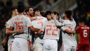 Win Spain ran out narrow 2-0 winners against Malta in their second Euro 2020 qualifier, taking them two points clear of Sweden at the top of Group F.  After...