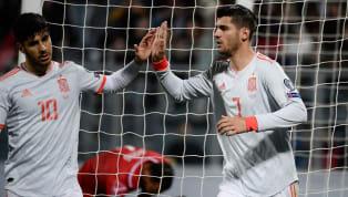 Álvaro Morata volvió a ver portería con la selección española. El delantero del Atlético de Madrid anotó los dos goles de la victoria de La Roja ante Malta,...