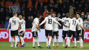 Nico Schulz scored a dramatic last-gasp winner to help Germany to a 3-2 win at the Netherlands on Sunday night. The 2014 World Cup winners had to fight tooth...