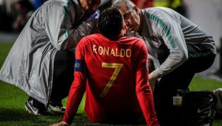 Alors qu'il faisait son retour en sélection portugaise le quintuple vainqueur de la Ligue des Champions, Cristiano Ronaldo est sorti sur blessure dans un...