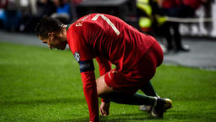 ​Portugal talisman and skipper Cristiano Ronaldo has revealed that he is not worried about his injury, after the 34-year-old had to be substituted after...