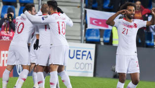 EURO 2020 eleme grubu son hafta maçında Andorra'ya konuk olan Milli Takım,Enes Ünal'ın golleriylesahadan 2-0 galip ayrıldı ve kura çekimini beklemeye...