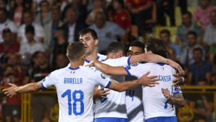 -Men Italy overcame a slow start to maintain their 100% start to Euro 2020 qualifying by securing a 3-1 victory over ten-man Armenia. The visitors began the...