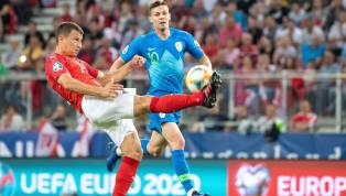 G grubunda Slovenya, deplasmanda Letonya'yı 5-0 gibi farklı bir skorla yendi. Karşılaşmada son gol, 47. dakikadaFenerbahçe'nin orta saha oyuncusu Miha...