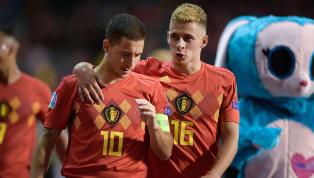 Quelques jours après la signature de Thorgan Hazard au Borussia Dortmund contre 25 millions d'euros, c'est son frère Eden qui a quitté Chelsea pour le Real...