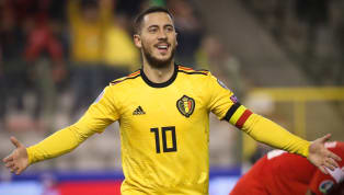 ​Chelsea superstar Eden Hazard has denied suggestions that he has already agreed a huge five-year deal to join Real Madrid. With the Belgian's deal at...