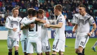 Die deutsche Nationalmannschaft hat am Sonntagabend ihre Pflichtaufgabe in der EM-Qualifikation gemeistert. Gegen Estland setzte sich die Mannschaft von...