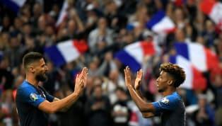 L'équipe de France affrontait ce soir l'Arménie, euh non pardon, l'Abanie dans le cadre des éliminatoires du prochain Euro. Si les Bleus nous ont offert un...