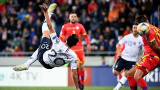 Trois jours après la défaite 2 buts à 0 dans la chaude ambiance Turque, l'Équipe de France se rendait en Andorre dans des conditions totalement différentes....