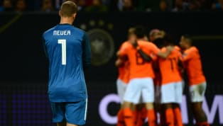 The Netherlands national team traveled to the Volksparkstadion in Hamburg to face a Germany side that were unbeaten in seven games. However, the visitors were...