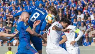 2020 Avrupa Futbol Şampiyonası Eleme Grubu maçında İzlanda'yı konuk edecek olan A Milli Futbol Takımımız, dün İstanbul'da toplandı ve ilk antrenmanını...