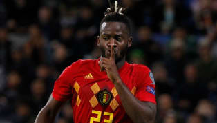 ​Belgium manager Roberto Martinez has warned Michy Batshuayi that he may need to find 'a solution' to his lack of playing time at Chelsea, suggesting his...